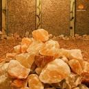Соляной кристалл для бани и сауны