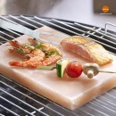 Большая солевая плита для жарки 400х300х30 мм