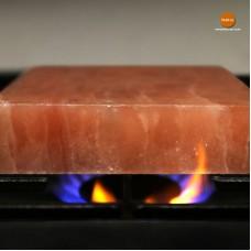 Плитка из соли 200х200х25 для жарки
