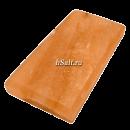 Солевая плитка из розовой соли 200х100х25 с фаской
