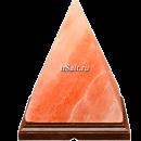 """Соляная лампа """"Пирамида"""" 3-4 кг."""