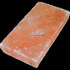 Соляная плитка 200х100х25 шлифованная