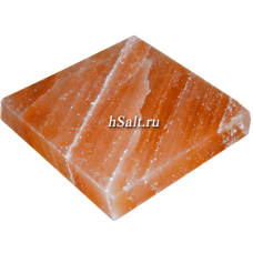 Плитка из соли 200х200х25 шлифованная